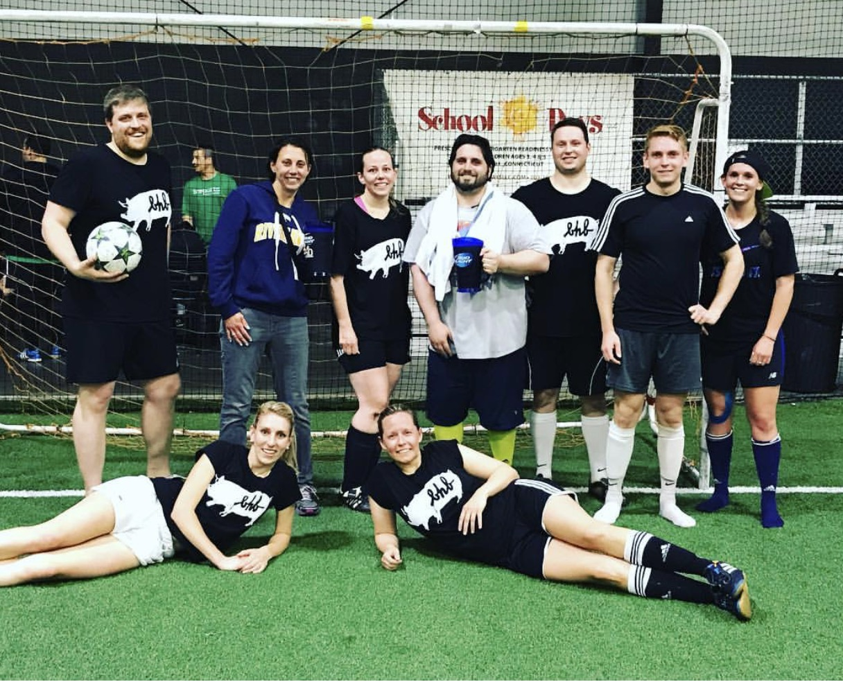 soccer Adult league women